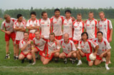 2003 ClubFootball Summer League Champions the Beijing Vikings