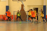 clubfootball indoor league action