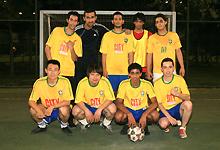 万国群星五人制足球联赛媒体合作伙伴城市周报队