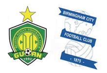 Birmingham City FC v Beijing Guo'an FC