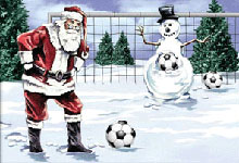 Happy Christmas to all from ClubFootball